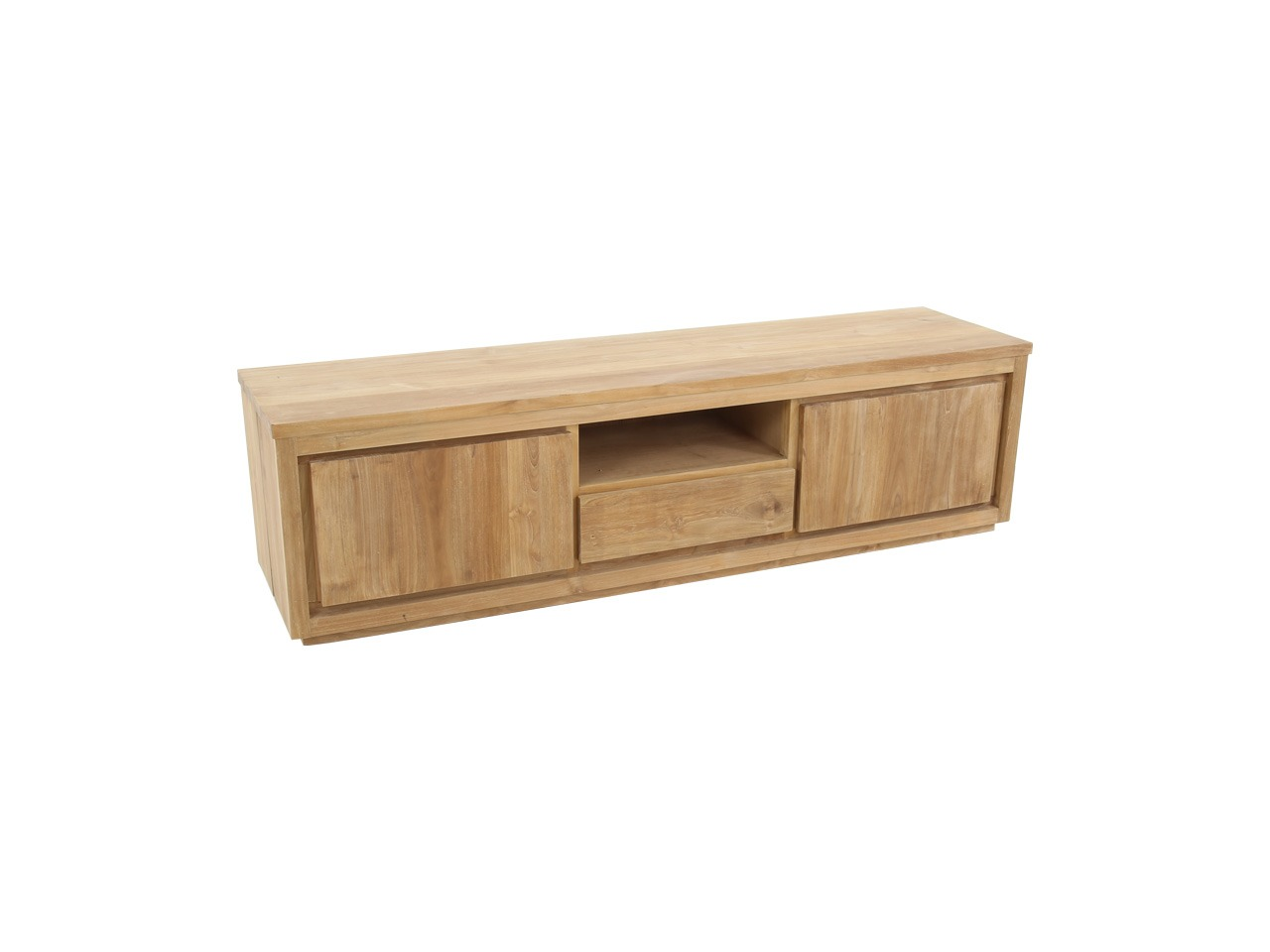 Tv Meubel Aanbieding.Singara Tv Meubel Small Teak Deco