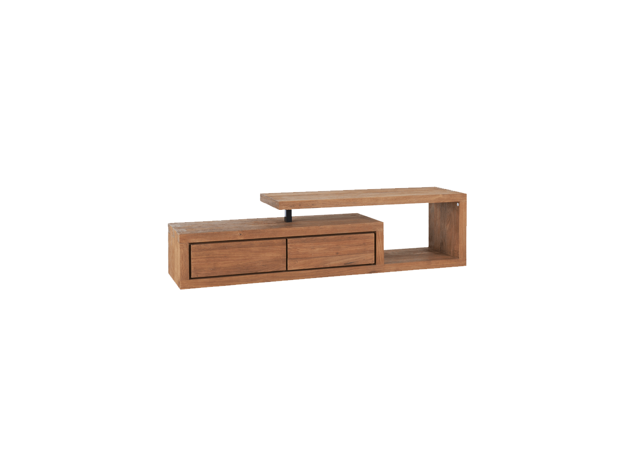 Tv Meubel Aanbieding.Dario Tv Meubel Small Teak Deco