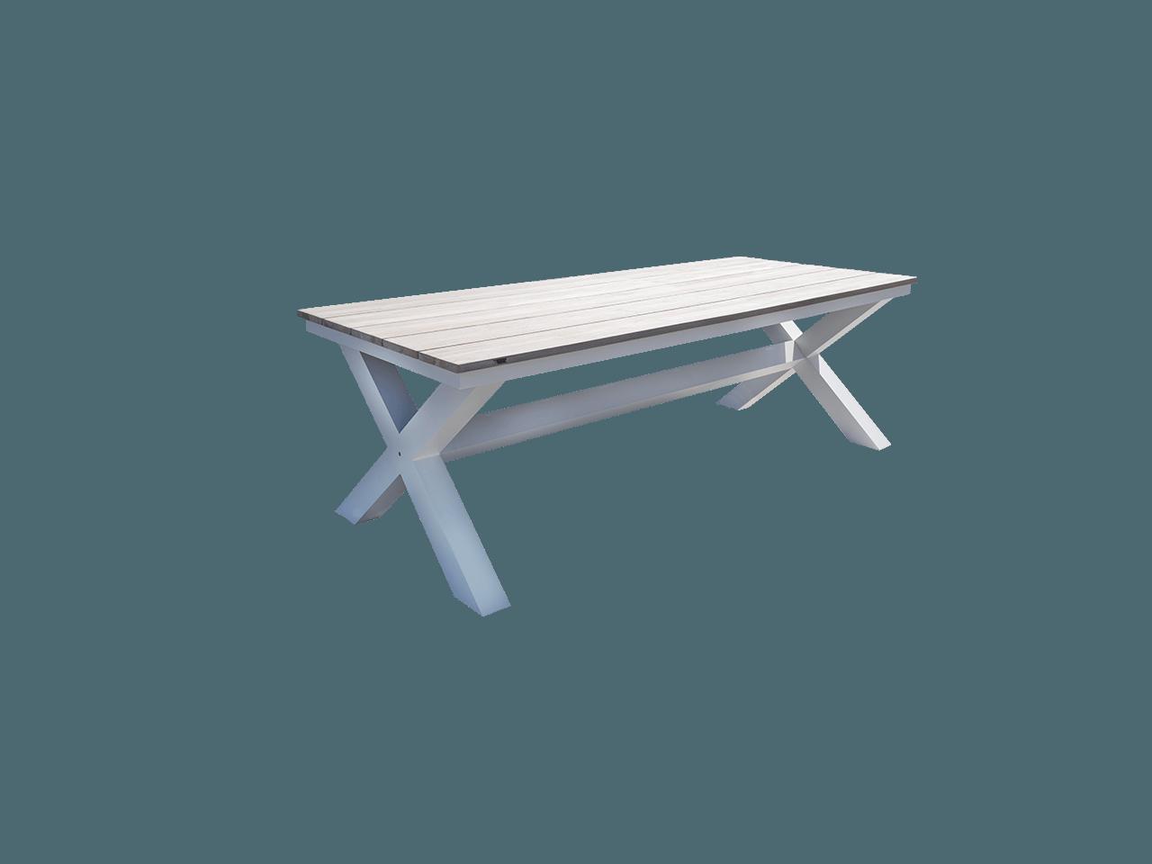 Picknick Tafel Aluminium.Picknick Tafel 8 Personen Teak Deco