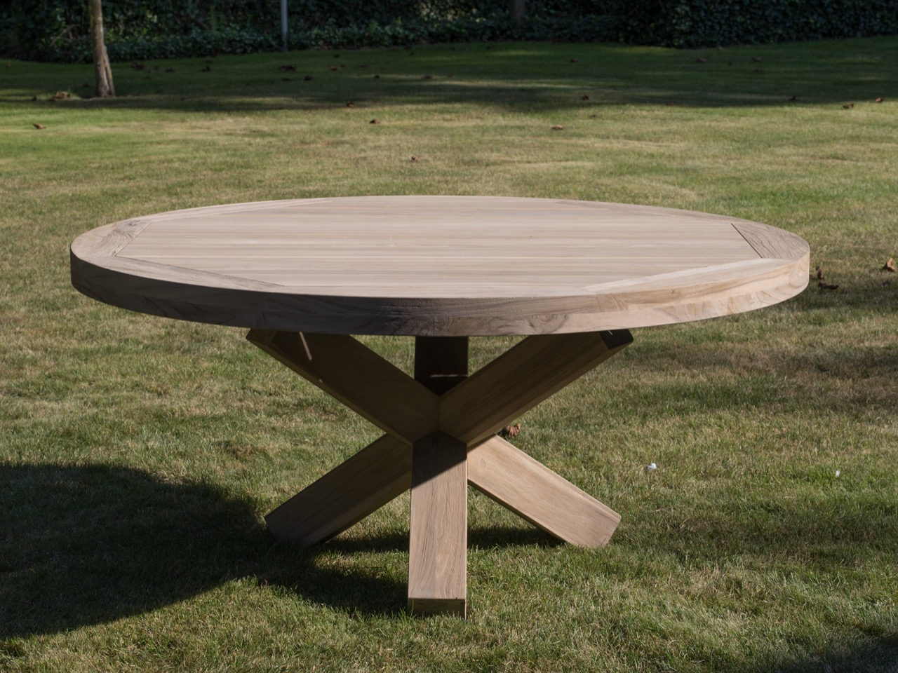 Tafel 6 Personen : Riva tafel 6 personen teak deco