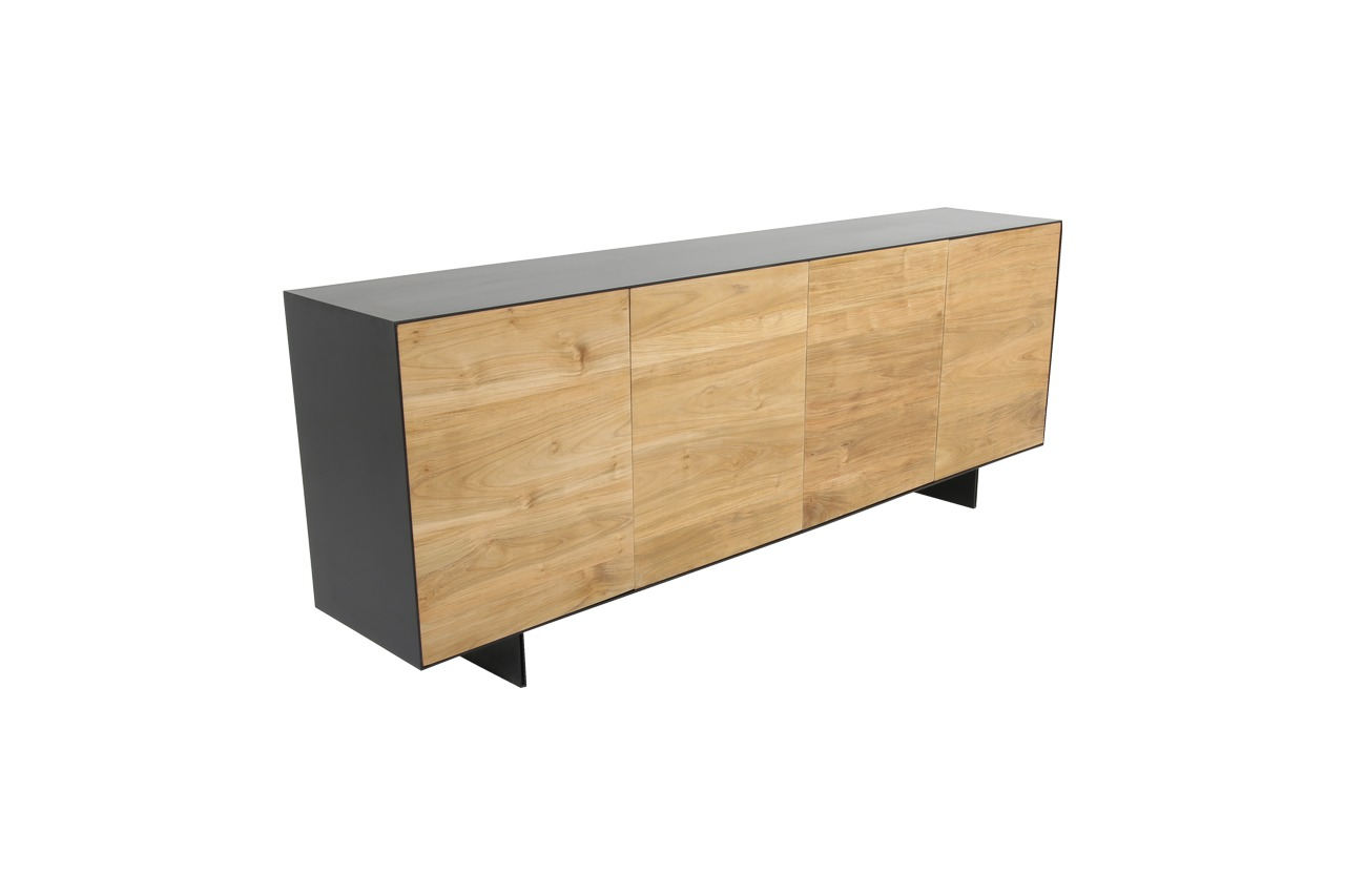 Geox Steel Dressoir Medium