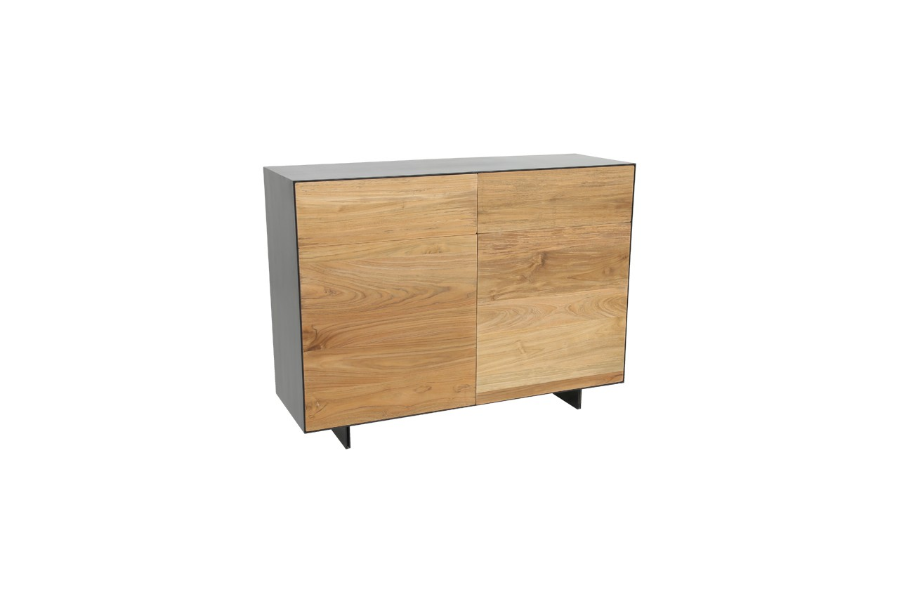 Geox Steel Dressoir Small