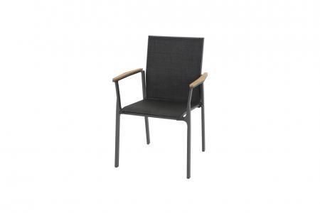 ALC-51-zwart-teakdeco-tuinmeubelen-stoelen
