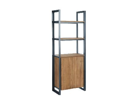 QFD220122-teakdeco-teakmeubel-wonen-hedendaags-modern-kolonkast-open-boekenrek-1.png