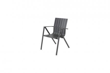 ALC-060 zwart-teakdeco-tuinmeubelen-stoelen