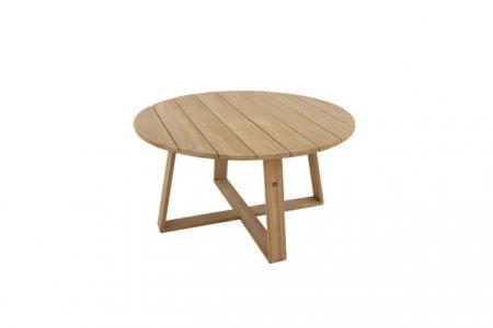 MST 016B-teakdeco-tuinmeubelen-tafel-130 cm